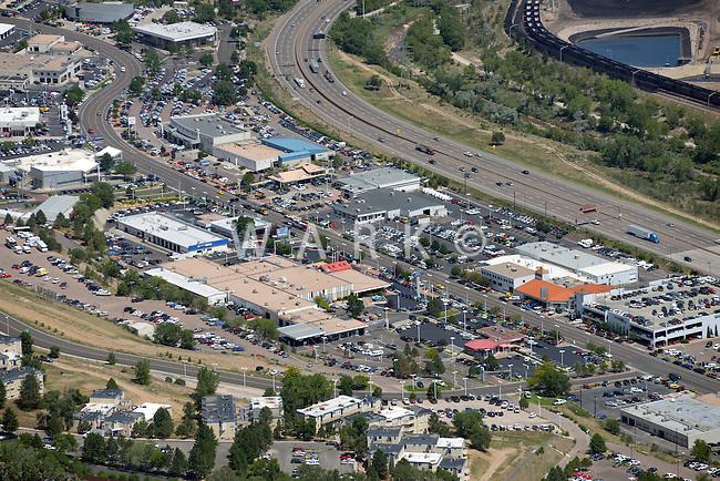 Motor City at Colorado Springs. July 16, 2012