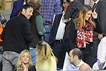 Real Madrid´s - and Anadolu Efes´s - during 2014-15 Euroleague Basketball Playoffs match between Real Madrid and Anadolu Efes at Palacio de los Deportes stadium in Madrid, Spain. April 15, 2015. (ALTERPHOTOS/Luis Fernandez)