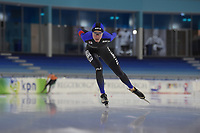 SCHAATSEN: HEERENVEEN, 21-12-2019, IJsstadion Thialf, KNSB Topsporttrainingswedstrijd, Esmee Visser, ©foto Martin de Jong
