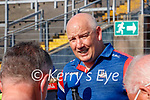 Ronan McCarthy, Cork Senior football managerafter the Munster GAA Football Senior Championship Final match between Kerry and Cork at Fitzgerald Stadium in Killarney on Sunday.