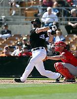 Ryan Cordell - Chicago White Sox 2018 spring training (Bill Mitchell)