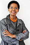 Pumla Gobodo-Madikizela is professor in the Department of Psychology at the University of Cape Town. She served on the South African Truth and Reconciliation Commission (TRC) as coordinator of victims' public hearings in the Western Cape. In that role, she participated in, and facilitated encounters between family members of victims of gross human rights and perpetrators responsible for these human rights abuses. Since serving on the Truth and Reconciliation Commission (TRC) and witnessing some of the unexpected outcomes of the TRC's public hearings process and public dialogue about the past, Gobodo-Madikizela has been interested in this question: what features of the TRC process were effective in opening up the possibility of transformation? She has been studying the process of forgiveness and its relation to past trauma in encounters between survivors/victims of gross human rights violations and perpetrators in order to deepen understanding of the reparative elements of forgiveness.