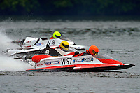 W-97, 9 and V-8   (PRO Outboard Hydroplane)