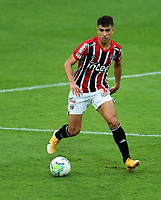 4th October 2020; Couto Pereira Stadium, Curitiba, Parana, Brazil; Brazilian Series A, Coritiba versus Sao Paulo; Vitor Bueno of Sao Paulo