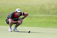 Charlie Smail during the New Zealand Amateur Golf Championship, Poverty Bay Golf Course, Awapuni Links, Gisborne, Saturday 24 October 2020. Photo: Simon Watts/www.bwmedia.co.nz