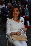 MARIA ELISABETTA ALBERTI CASELLATI<br /> RICEVIMENTO 14 LUGLIO 2021 AMBASCIATA DI FRANCIA<br /> PALAZZO FARNESE ROMA