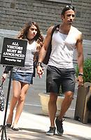 Carlos Leon and Lourdes 07-28-08, Photo By John Barrett/PHOTOlink