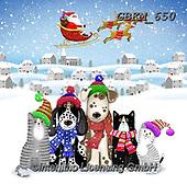 Kate, CHRISTMAS ANIMALS, WEIHNACHTEN TIERE, NAVIDAD ANIMALES, paintings+++++,GBKM650,#xa#