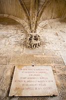 Europe/France/Provence-Alpes-Cote d'Azur/84/ Vaucluse/Avignon: Palais du Roure  ancien Hotel des  Baroncelli  occupé de nos jours par la fondation  de Flandreysy-Espérandieu centre d'études provençales