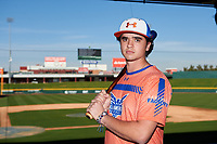 Matthew Campina during the Under Armour All-America Tournament powered by Baseball Factory on January 17, 2020 at Sloan Park in Mesa, Arizona.  (Zachary Lucy/Four Seam Images)