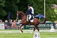 GBR-William Fox-Pitt (CHILI MORNING) 2012 GBR-Equi-Trek Bramham International Horse Trial - Friday Dressage CCI***: INTERIM-1ST