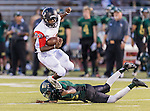 2015 Varsity Football - Burleson vs.Western Hills