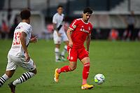 14th February 2021; Sao Januario Stadium, Rio de Janeiro, Brazil; Brazilian Serie A, Vasco Da Gama versus Internacional; Johnny of Internacional