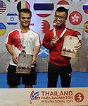 Thailand Para-Badminton 2019 - Presentations
