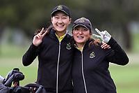 Darae Chung, Wellington. 2020 Women's Interprovincial Golf Championships, Akarana Golf Club, Auckland, New Zealand, Tuesday 1 December 2020. Photo: Simon Watts/www.bwmedia.co.nz