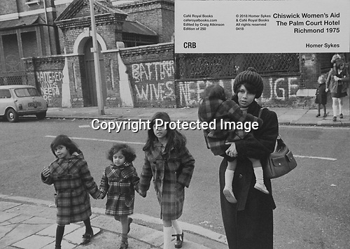 Chiswick Women's Aid, 1970s london. Cafe Royal Book.<br /> <br /> PhotoZine published by Cafe Royal Books. Edition of 250. Published in 2018. 36 pages, staple bound, A5.<br /> <br /> £15-00 including p&p in UK