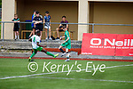 Action from Kerry v Cabinteely in the U17 League of Ireland