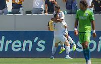 Los Angeles Galaxy vs Seattle Sounders FC, August 9, 2015