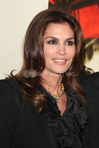 Cindy Crawford at the Los Angeles Premiere of 'The Descendants' at AMPAS Samuel Goldwyn Theater on November 15, 2011 in Beverly Hills, California © mpi21/MediaPunch Inc.