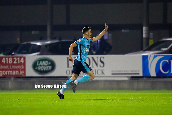 Treaty Utd v Cobh Ramblers, SSE Airtricity League Division 1, 9/4/21, Market's Field, Limerick<br /> <br /> Copyright Steve Alfred 2021.