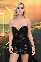 """Lottie Moss<br /> arriving for the """"Once Upon a Time... in Hollywood"""" premiere, Leicester Square, London<br /> <br /> ©Ash Knotek  D3514  30/07/2019"""