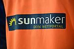 "28.09.2020, Benteler-Arena, Paderborn, GER, 2. FBL SC Paderborn 07 vs. Hamburger SV<br />  <br />im Bild<br />Schriftzug ""Sunmaker"". Feature, Symbol, Symbolfoto, charakteristisch, Detail,<br /><br />DFL regulations prohibit any use of photographs as image sequences and/or quasi-video. <br /><br />Foto © nordphoto / Paetzel"