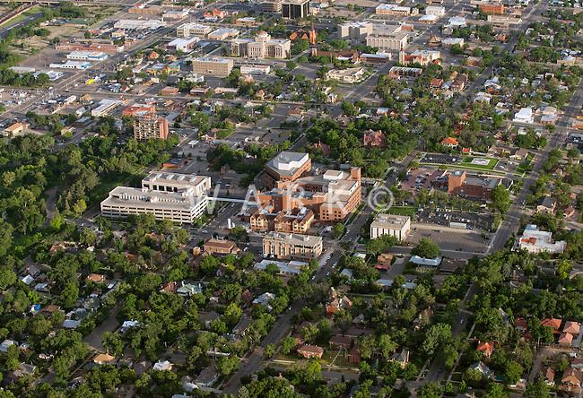 Parkview Hospital, Pueblo, Colorado. June 2014. 85705