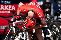 24th March 2021; Castelldefels, Catalonia, Spain; Volta Catalunya Cycling Tour stage 3 from Canal Olimpic de Catalunya to Vallter 2000; LUKASZ OWSIAN of TEAM ARKEA - SAMSIC