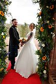 Melissa and David Wedding