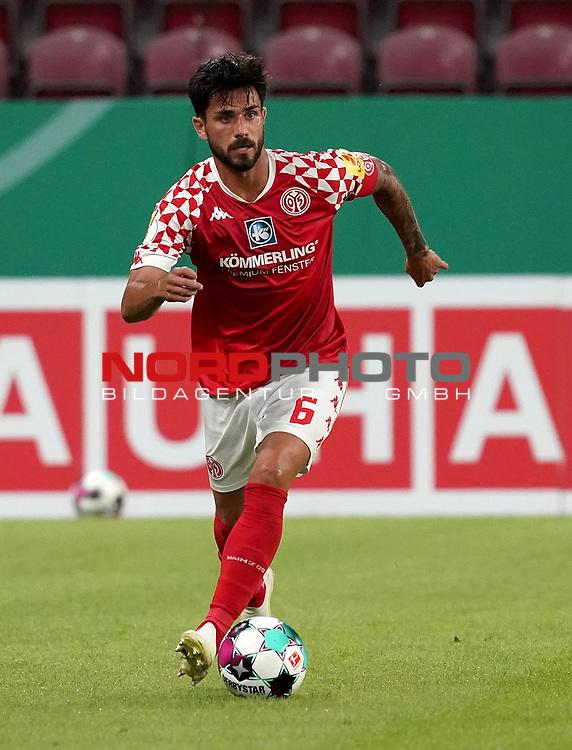 11.09.2020, Opel Arena, Mainz, GER, DFB-Pokal, 1. Runde TSV Havelse vs 1. FSV Mainz 05<br /> , im Bild<br />Danny Latza (FSV Mainz 05)<br /> <br /> Foto © nordphoto / Bratic