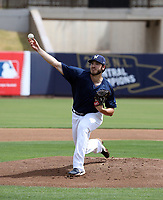 Cody Ponce - Milwaukee Brewers 2019 extended spring training (Bill Mitchell)