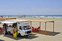 - Viareggio (Toscana),  spiaggia libera della Lecciona<br /> <br /> - Viareggio (Tuscany),  the Lecciona free beach