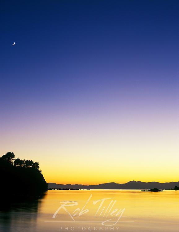 Tapu Bay, South Island, New Zealand