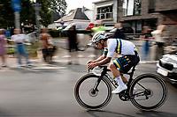 Caleb Ewan (AUS/Lotto Soudal)<br /> <br /> Elite Men World Championships - Road Race<br /> from Antwerp to Leuven (268.3km)<br /> <br /> UCI Road World Championships - Flanders Belgium 2021<br /> <br /> ©kramon