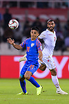 Sunil Chhetri of India in action during the AFC Asian Cup UAE 2019 Group A match between India (IND) and Bahrain (BHR) at Sharjah Stadium on 14 January 2019 in Sharjah, United Arab Emirates. Photo by Marcio Rodrigo Machado / Power Sport Images