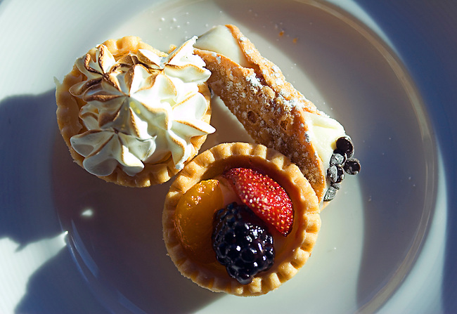 Desserts, Panevino Restaurant, Las Vegas, Nevada
