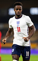 13th October 2020; Molineux Stadium, Wolverhampton, West Midlands, England; UEFA Under 21 European Championship Qualifiers, Group Three, England Under 21 versus Turkey Under 21; Ryan Sessegnon of England comes forward during the match