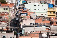 SAO PAULO, SP, 30.04.2020: Casos de covid-19 na periferia de Sao Paulo : Os casos confirmados de coronavirus avancaram na periferia da cidade de Sao Paulo. E cresceram  4,7% entre 28/04 e 29/04 segundo o boletim epidemiologico da Secretaria Municipal de Saude. No destaque o bairro de Perus zona Noroeste da cidade de Sao Paulo com mais de mortes confirmadas pela covid - 19. (Foto: Roberto Costa/Codigo 19/Codigo 19)