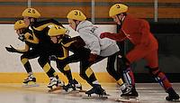 Badger State Winter Games '08 - Session 1 Short Track Speedskating