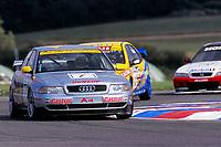 1997 British Touring Car Championship. #1 Frank Biela (DEU). Audi Sport UK. Audi A4 Quattro.