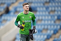 Ian Lawlor, Oldham Athletic during Colchester United vs Oldham Athletic, Sky Bet EFL League 2 Football at the JobServe Community Stadium on 3rd October 2020