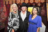 Clay Walker Gala at House of Blues Houston featuring Percy Sledge and Sarah Marince