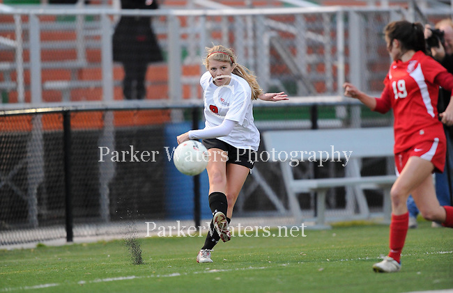 Selected images from the first half of action between Sacred Heart and Catholic of Baton Rouge during the quarter final round of the LHSAA State Playoffs.