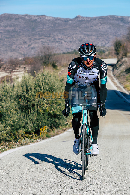 Andrey Zeits (KAZ) Team BikeExchange men's squad during their recent training camp in Calpe, Spain. 18th January 2021.<br /> Picture: Sara Cavallini/GreenEDGE Cycling | Cyclefile<br /> <br /> All photos usage must carry mandatory copyright credit (© Cyclefile | Sara Cavallini/GreenEDGE Cycling)