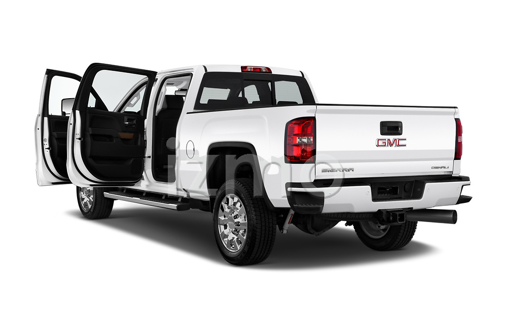 Car images of 2019 GMC Sierra-2500 Denali 4 Door Pick-up Doors