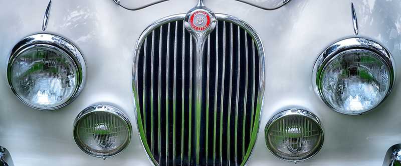 1936 Jaguar. Oregon