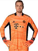 29th August 2021; Munich, Germany; FC Bayern Munich official team portraits for season 2021-22:  Christian Fruechtl