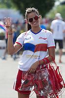 Photo before the match United States vs Paraguay, Corresponding to  Group -A- of the America Cup Centenary 2016 at Lincoln Financial Field Stadium.<br /> <br /> Foto previo al partido Estados Unidos vs Paraguay, Correspondiente al Grupo -A- de la Copa America Centenario 2016 en el Estadio Lincoln Financial Field , en la foto: Sponsors Bud Ligth<br /> <br /> <br /> 11/06/2016/MEXSPORT/Osvaldo Aguilar.