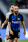 FC Internazionale Midfielder Borja Valero in action during the International Champions Cup 2017 match between FC Internazionale and Chelsea FC on July 29, 2017 in Singapore. Photo by Marcio Rodrigo Machado / Power Sport Images