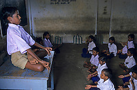 "Südasien Asien Indien IND Tamil Nadu Tirupur , Schule , Kinder bei Yoga Uebung. - Bildung Schulsystem xagndaz | .South Asia India Tirupur Tamil nadu , school , children at yoga lesson.  -  education  .| [ copyright (c) Joerg Boethling / agenda , Veroeffentlichung nur gegen Honorar und Belegexemplar an / publication only with royalties and copy to:  agenda PG   Rothestr. 66   Germany D-22765 Hamburg   ph. ++49 40 391 907 14   e-mail: boethling@agenda-fototext.de   www.agenda-fototext.de   Bank: Hamburger Sparkasse  BLZ 200 505 50  Kto. 1281 120 178   IBAN: DE96 2005 0550 1281 1201 78   BIC: ""HASPDEHH"" ,  WEITERE MOTIVE ZU DIESEM THEMA SIND VORHANDEN!! MORE PICTURES ON THIS SUBJECT AVAILABLE!! INDIA PHOTO ARCHIVE: http://www.visualindia.net ] [#0,26,121#]"